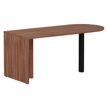 Alera® Valencia™ Series D-Top Desk Thumbnail