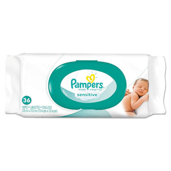 Pampers® Sensitive Baby Wipes Thumbnail