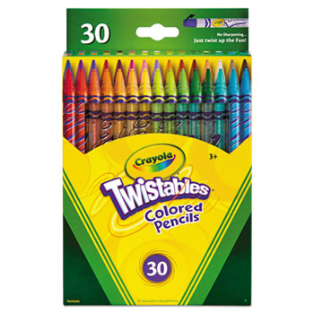 Crayola® Twistables® Colored Pencils Thumbnail