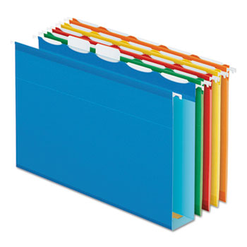 Pendaflex® Ready-Tab™ Extra Capacity Reinforced Colored Hanging Folders Thumbnail
