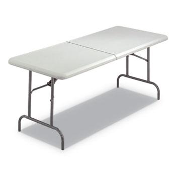 Iceberg IndestrucTable Too™ 1200 Series Rectangular Folding Table