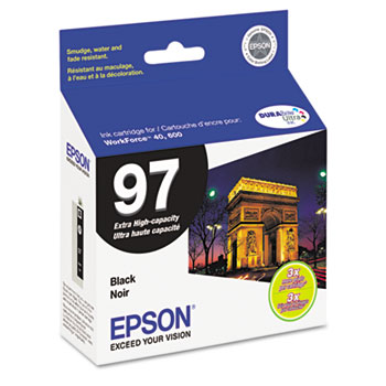 Epson® DURABrite Ultra T097120D2, T09712 Inkjet Cartridge Thumbnail