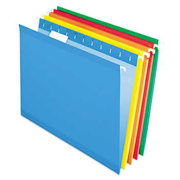 Pendaflex® Colored Reinforced Hanging Folders Thumbnail