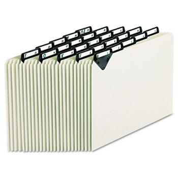 Pendaflex® Steel Top Tab A-Z File Guides Thumbnail