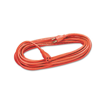 Fellowes® Indoor/Outdoor Heavy-Duty Extension Cord Thumbnail