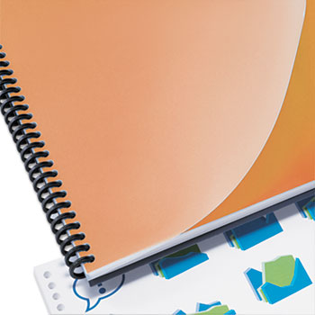 Swingline® GBC® Design View™ Poly Presentation Covers for Binding Systems Thumbnail