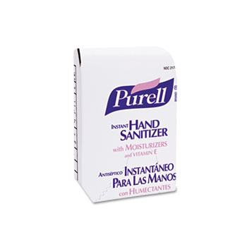 PURELL® Instant Hand Sanitizer Refill for 800-mL Bag-in-Box Dispenser Thumbnail