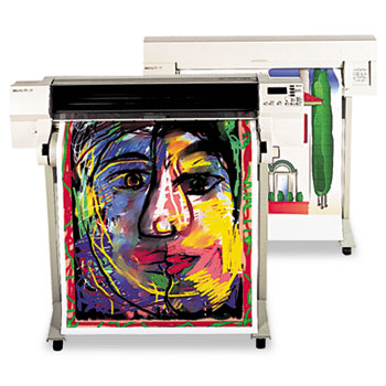 HP Designjet Large Format Paper for Inkjet Printers Thumbnail