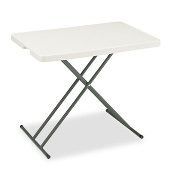 Iceberg IndestrucTable Too™ 1200 Series Personal Folding Table Thumbnail
