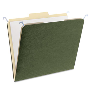 find It™ Hanging File Folders with Innovative Top Rail Thumbnail