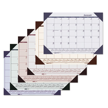 House of Doolittle™ EcoTones® 100% Recycled Monthly Desk Pad Calendar Thumbnail