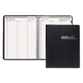 House of Doolittle™ 100% Recycled Professional Weekly Planner Ruled for 15-Minute Appointments Thumbnail
