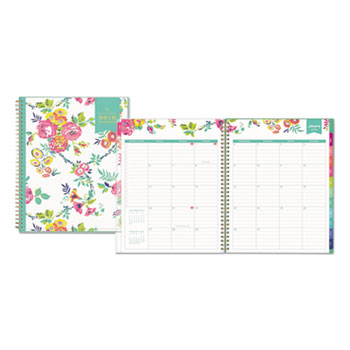 day designer cyo weekly monthly planner by blue sky bls103618