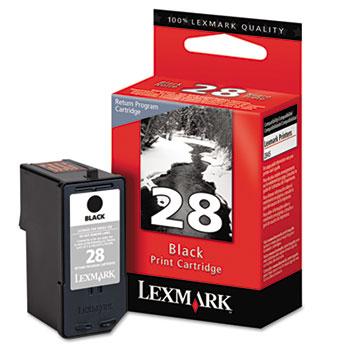 Lexmark™ 18C1428, 18C1429 Inkjet Cartridge Thumbnail