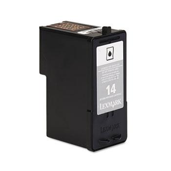 Lexmark™ 18C2090, 18C2110 Inkjet Cartridge, Return Program Thumbnail