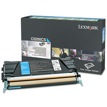 Lexmark™ C5200CS - C5222YS Toner Cartridge Thumbnail