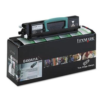 Lexmark™ E450A11A, W84020H Laser Cartridge Thumbnail