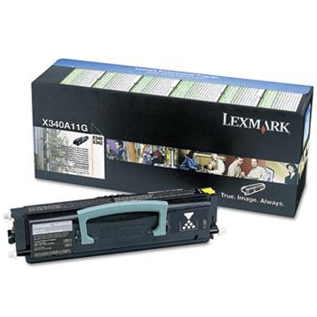 Lexmark™ X340A11G, X340A21G, X340H11G, X340H21G Toner Cartridge Thumbnail