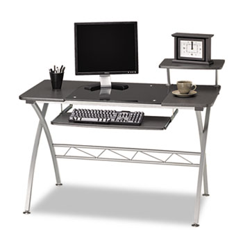 Mayline® Eastwinds Vision Computer Desk Thumbnail