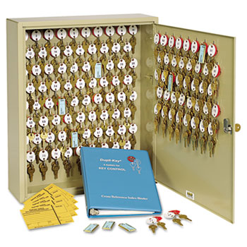 SteelMaster® Dupli-Key® Two-Tag Cabinet Thumbnail