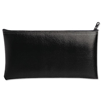 MMF Industries™ Leatherette Zippered Wallet Thumbnail