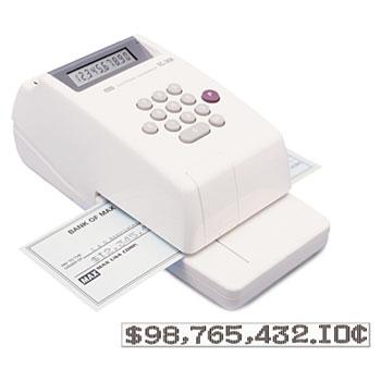Max® Electronic Checkwriter Thumbnail