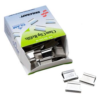 AbilityOne® SKILCRAFT® Clam Clip® Refill Thumbnail