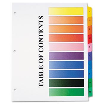 AbilityOne® SKILCRAFT® Multiple Index Sheets Thumbnail
