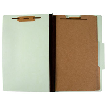AbilityOne® SKILCRAFT® Classification Folder Thumbnail