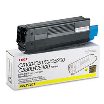 Oki® 42127401 - 42804504 Toner Cartridge Thumbnail