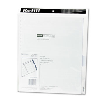 AT-A-GLANCE® Three/Five-Year Monthly Planner Refill Thumbnail