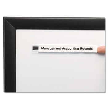 Panter Company Clear Magnetic Label Holders Thumbnail