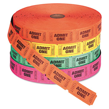 """PM Company® """"Admit-One"""" Ticket Multi-Pack Thumbnail"""