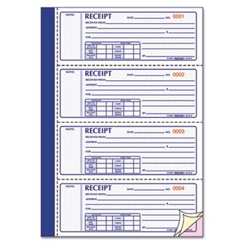 Rediform® Money Receipt Book Thumbnail