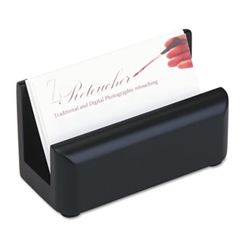 Rolodex™ Wood Tones™ Business Card Holder Thumbnail