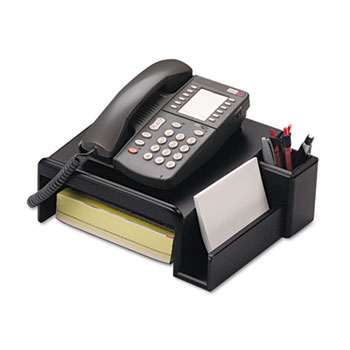 Rolodex™ Wood Tones™ Phone Center Desk Stand Thumbnail