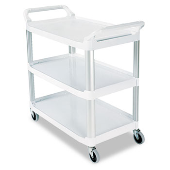 Rubbermaid® Commercial Open Sided Utility Cart Thumbnail