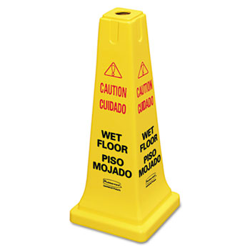 Rubbermaid® Commercial Multilingual Safety Cone Thumbnail