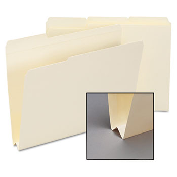 Smead® Expandable Heavyweight File Folders Thumbnail