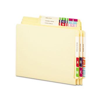 Smead® Alpha-Z® Color-Coded Second Letter Alphabetical Labels Thumbnail