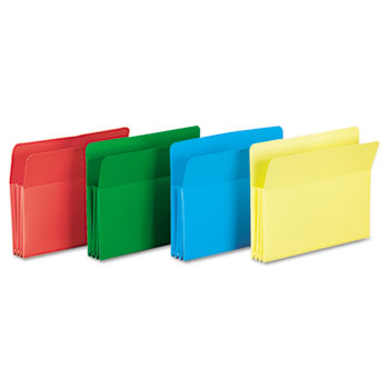 Smead® Poly Drop Front File Pockets Thumbnail