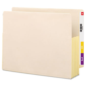 Smead® Manila End Tab File Pockets Thumbnail
