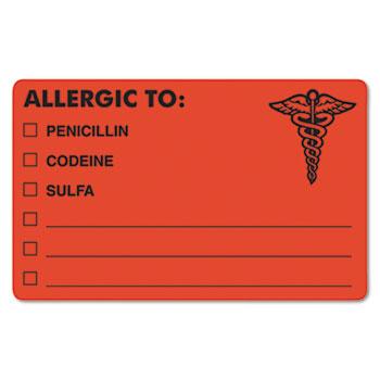 Tabbies® Medical Labels Thumbnail