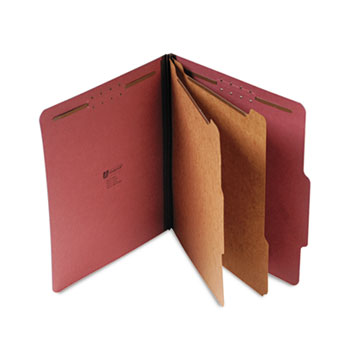Universal® Four-, Six- and Eight-Section Classification Folders Thumbnail