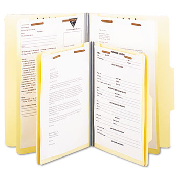 Universal® Six-Section Classification Folders Thumbnail