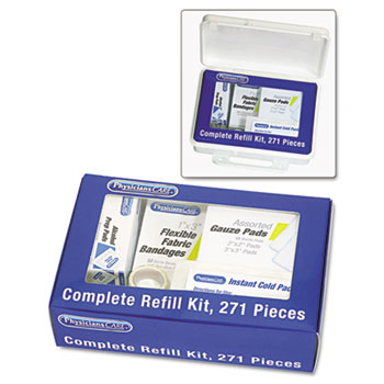 PhysiciansCare® by First Aid Only® Complete Care Refill Kit Thumbnail