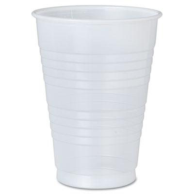Conex Galaxy Polystyrene Plastic Cold Cups, 12oz, 500/Carton