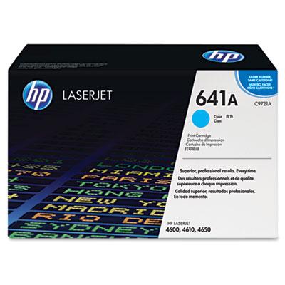 HP C9720A, C9721A, C9722A, C9723A Toner