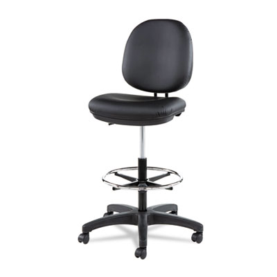 Incredible Alera Interval Series Swivel Task Stool 34 5 Seat Height Cjindustries Chair Design For Home Cjindustriesco