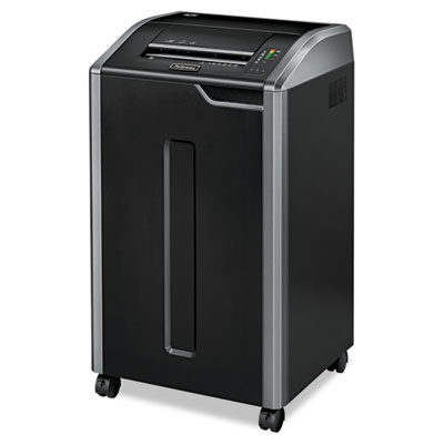 Fellowes® Powershred® 425i 100% Jam Proof Strip-Cut Shredder